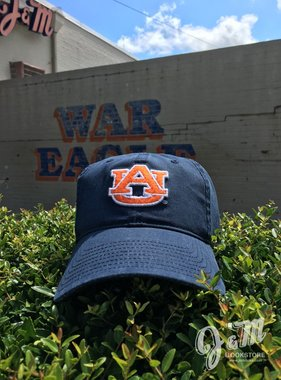 The Game GAME Navy ADJ Hat - AU raised felt emblem