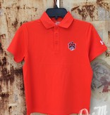 Under Armour Vintage Aubie Head Youth Polo