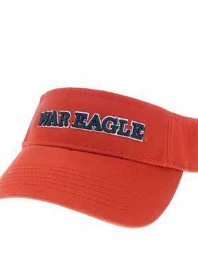 War Eagle Visor, Orange