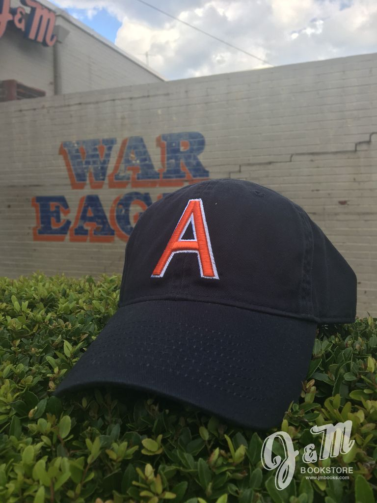 Classic Block A Navy Hat