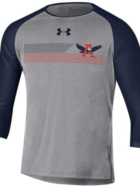 Under Armour Eagle Through A Stripes Raglan T-Shirt