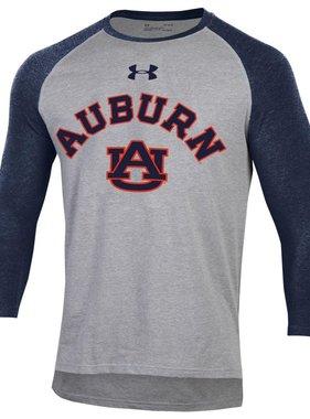 Under Armour Arch Auburn AU Baseball T-Shirt