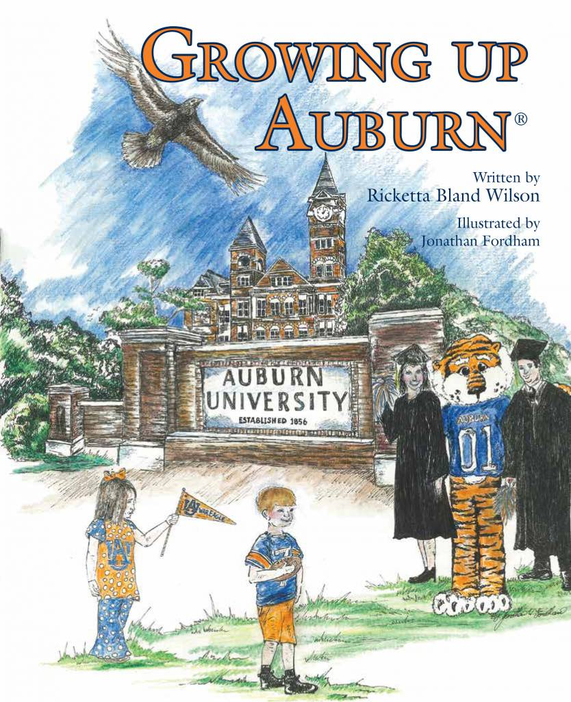 Growing Up Auburn - Mascot Books