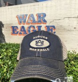 Auburn AU Oval Patch Mesh Hat