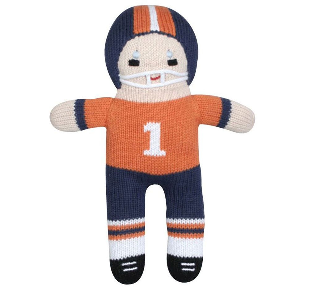 "Renzo 7"" Football Player"