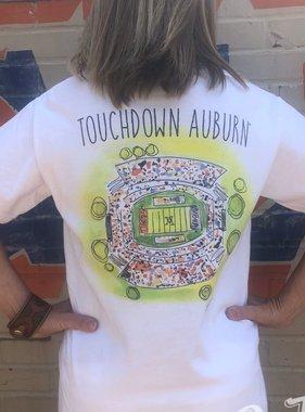 Touchdown Auburn Unisex T-Shirt