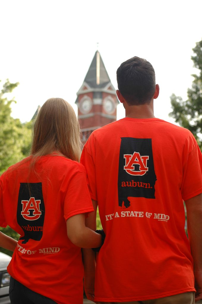 AU Home It's a State of Mind T-Shirt