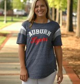 Under Armour Auburn Tigers Ladies Iconic T-Shirt