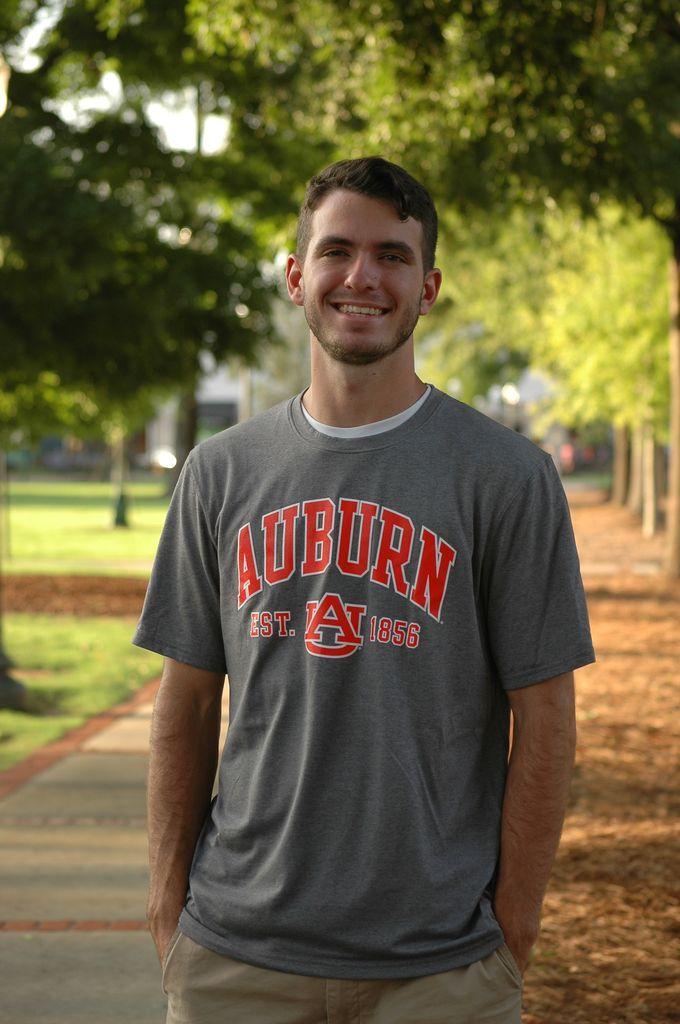 Auburn AU Tigers 1856 Classic T-Shirt
