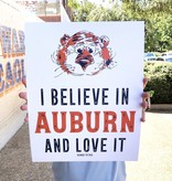 Aubie Creed Licensed Prints