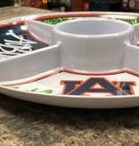 AU Painted Veggie Platter