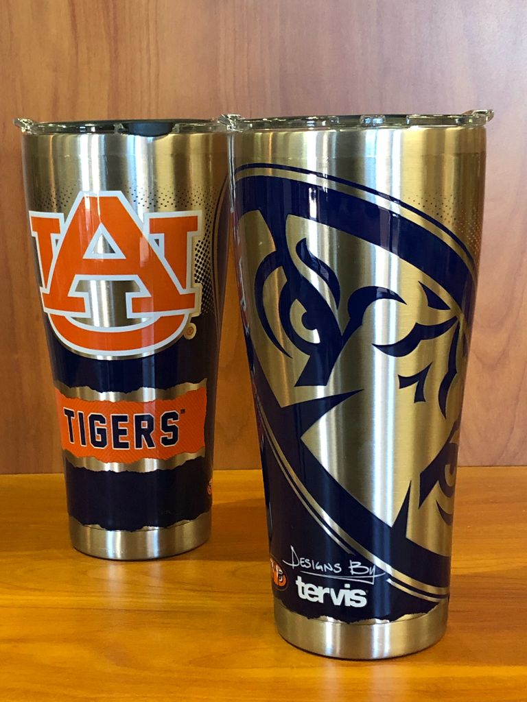 Tervis AU Tigers 30 oz. Stainless Tumbler