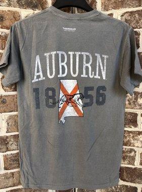 Tigerwear Auburn 1856 Tigerwear Comfort Color Pocket T-Shirt