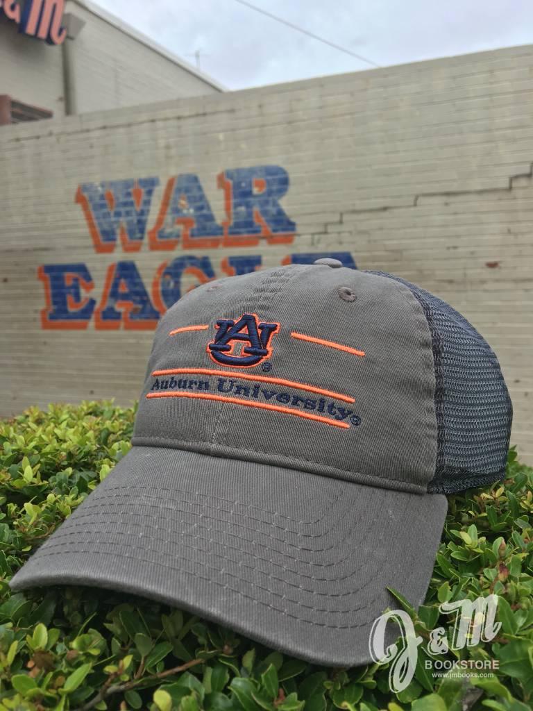 The Game AU Auburn University Two Tone Bar Mesh Hat
