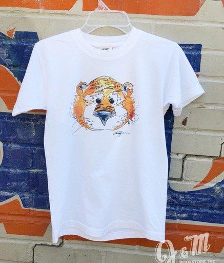 Classic Aubie Youth T-Shirt