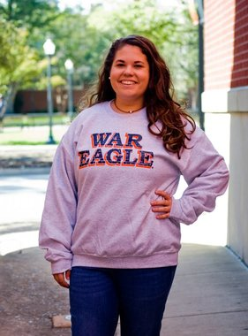 MV Sport Classic War Eagle Wall Fleece Crew