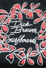 Classic Tee- Dick Brewer Surfboards