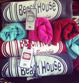 Beach House Beach House Sweatshirt Blanket