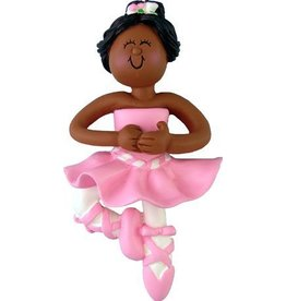 Dasha Designs Ballerina Ornament