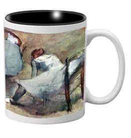 Degas Tying Ribbons Mug