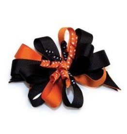 Dasha Designs Dasha Halloween Bow