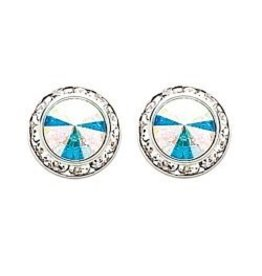 Dasha Designs Crystal Swarovski Earrings (12/17mm)