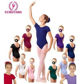 Eurotard Eurotard Short Sleeve Leotard