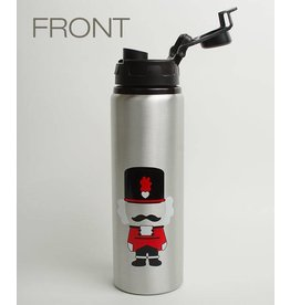 Covet Dance Clothing Nutcracker Vs. Mouse King Water Bottle