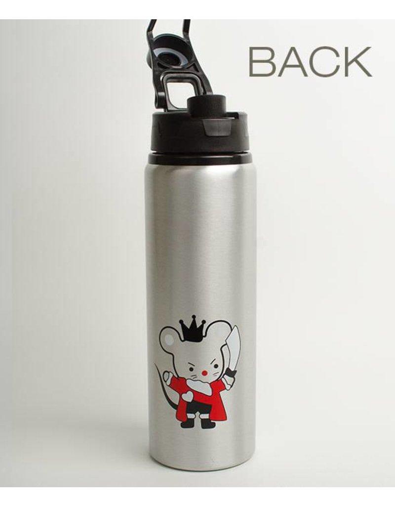 Covet Dance Clothing Nutcracker Vs. Mouse King Water Bottle