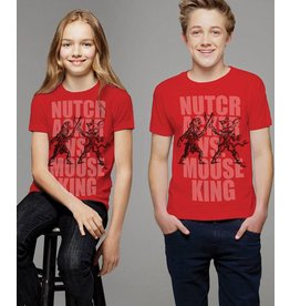 Covet Dance Clothing Nutcracker Vs. Mouse King Youth Tee