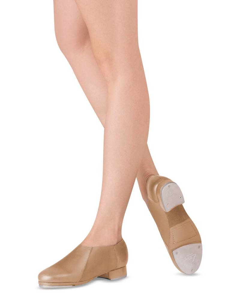 Leo Dancewear Leo Adult Slip-On Jazz Tap