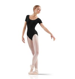 Leo Dancewear Leo Adult Short Sleeve Leotard
