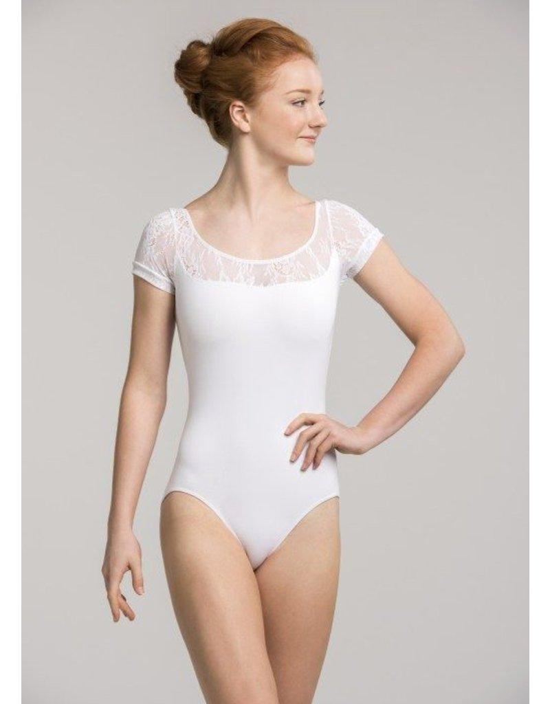 AinslieWear Design Ltd Ainsliewear Cap Sleeve Kara Lace