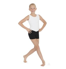 "Eurotard Eurotard Cotton Child ""V"" Front Shorts"