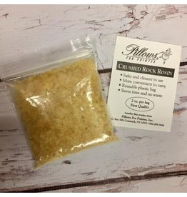 Pillows for Pointes PFP POCKET Crushed Rock Rosin 2oz.