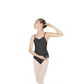 MiGARU Child V-Neck Front Leotard