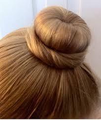 Bun Hair...Do Care