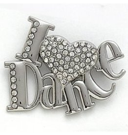 Dasha Designs I Love Dance