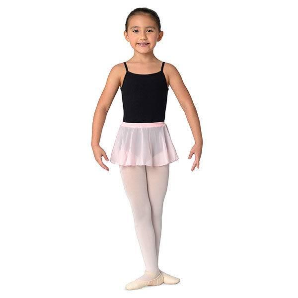 Danshuz Circle Chiffon Skirt