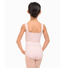 Danskin Girl's Bow Accent Leotard