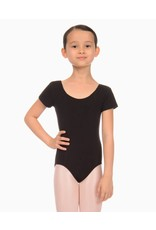 Danskin Child Princess Seam Cap Sleeve