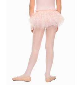 Danskin Child Tulle Heart Tutu 2-6