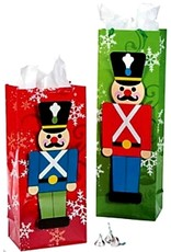 C and J Merchantile Nutcracker Gift Bags