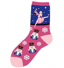 Nutcracker Ballet Gifts Clara Socks