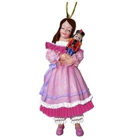 Clara Resin Ornament