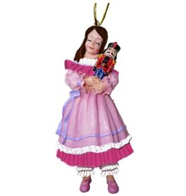 Nutcracker Ballet Gifts Clara Resin Ornament