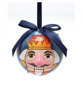 Dasha Designs Blinking Nutcracker Ornament