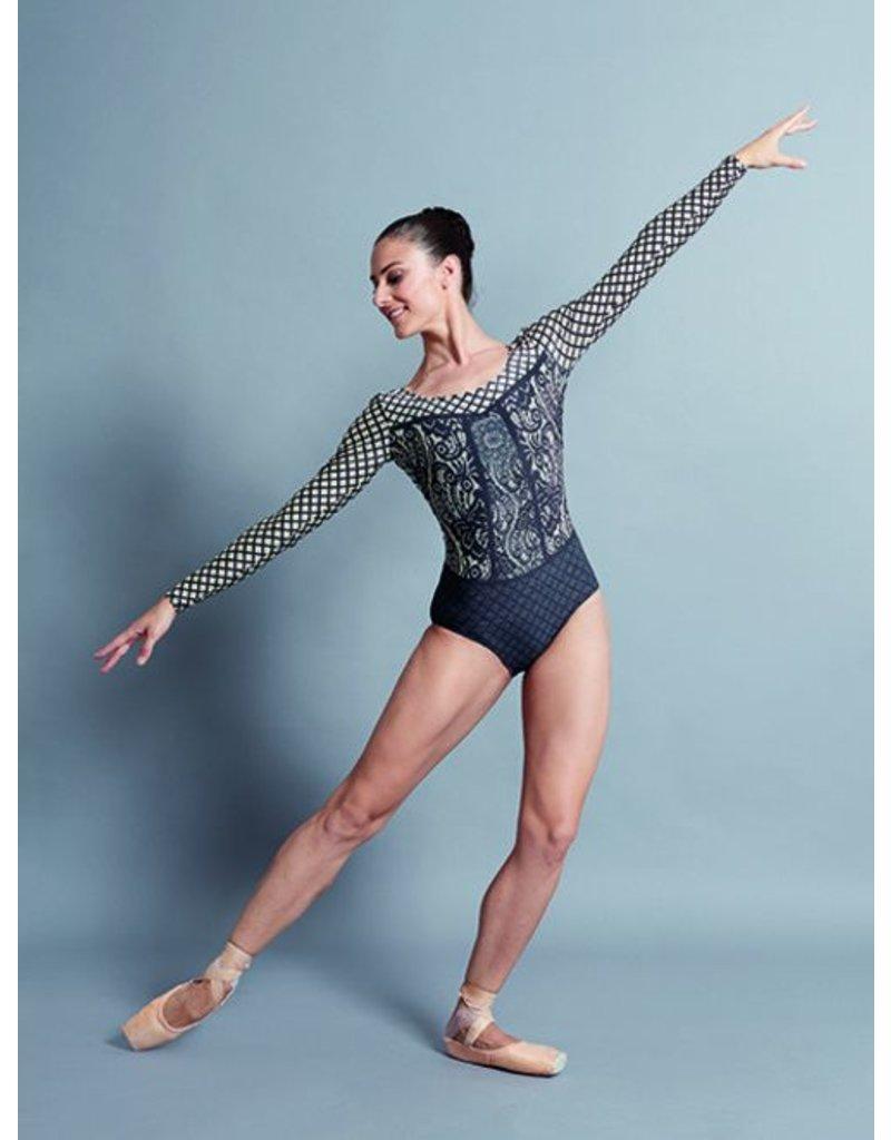 Ballet Rosa Ballet Rosa Adult Lyman Long Sleeve Leotard