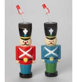 C and J Merchantile Nutcracker 12oz Bottle