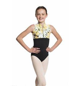 AinslieWear Design Ltd Girls Haley Zip Front Leotard